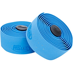 Selle Italia Smootape Corsa - Ruban de cintre - Eva Gel 2,5 mm bleu